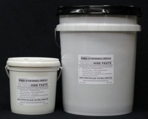 Hide Paste Gallon & 5 Gallon